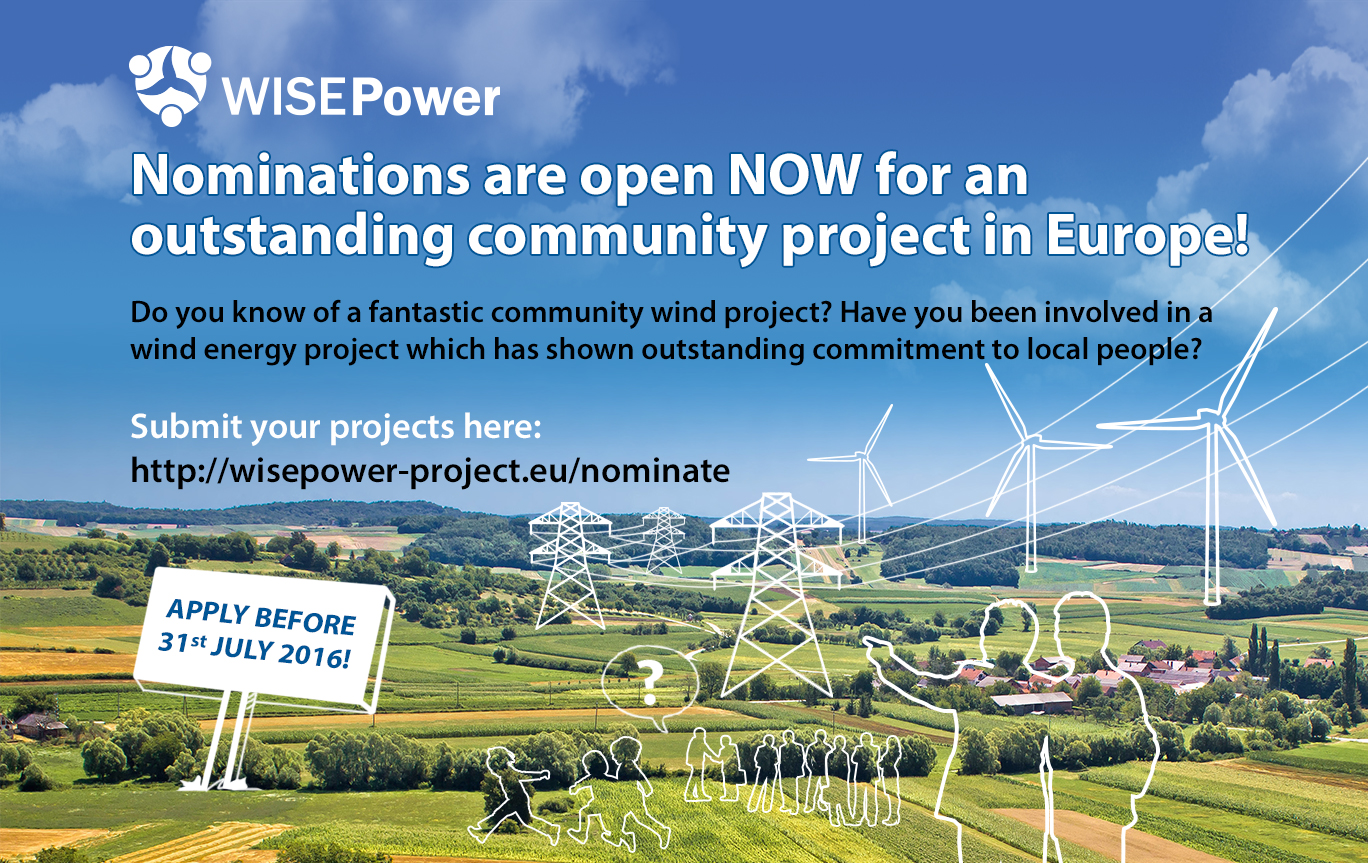 Wind Community Project nominations